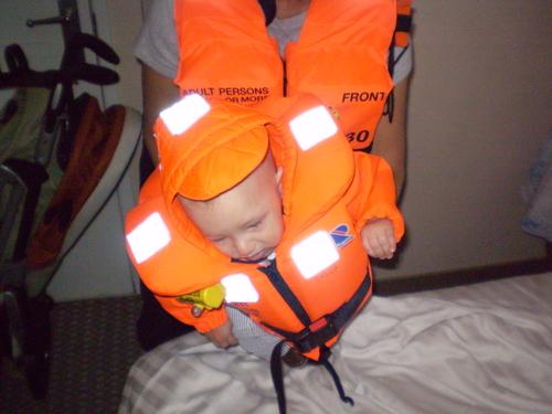 My Easter Lifejacket
