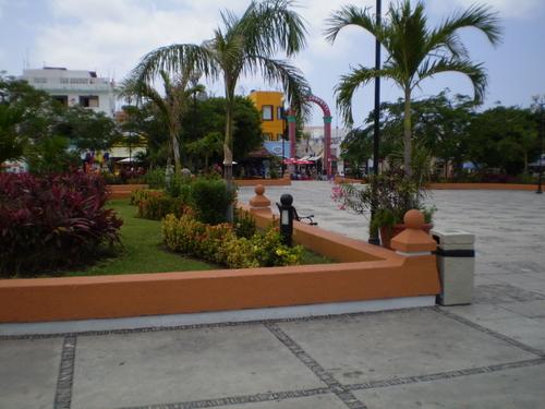 Downtown Cozumel